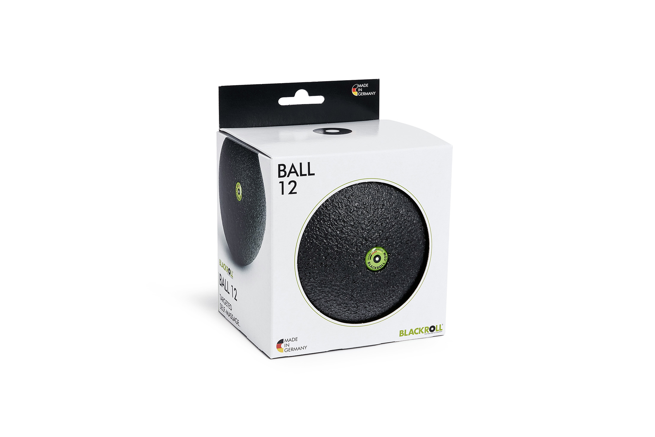 BLACKROLL® BALL 12 black - boxed incl. doming