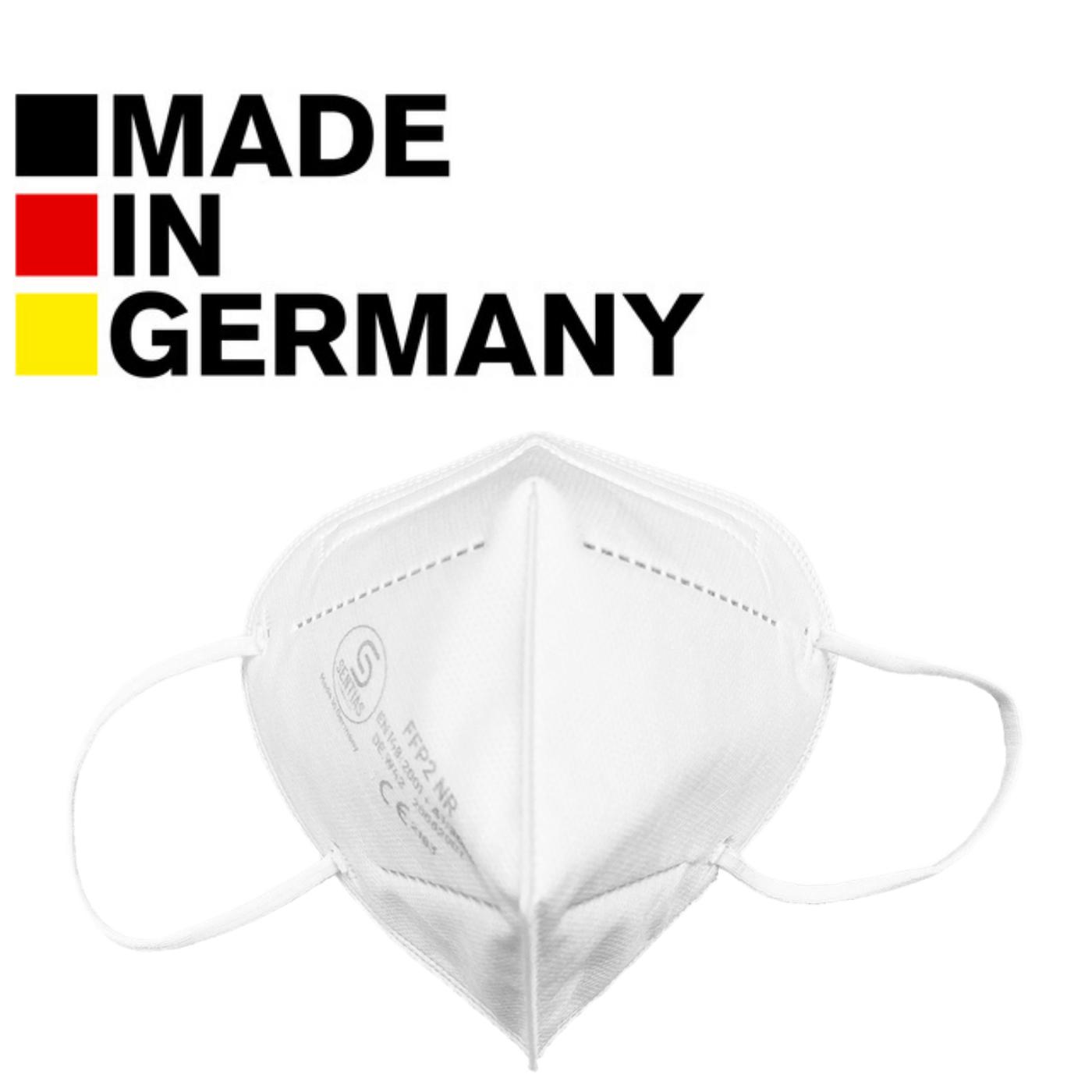 Atemschutzmaske Sentias FFP2 (10er Pack)